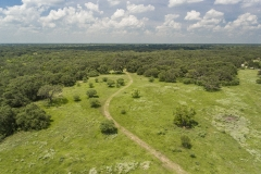 Coleto-Lake-72-Front-Aerial