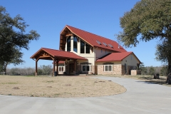 ross ranch front elevation