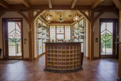 ross ranch wet bar