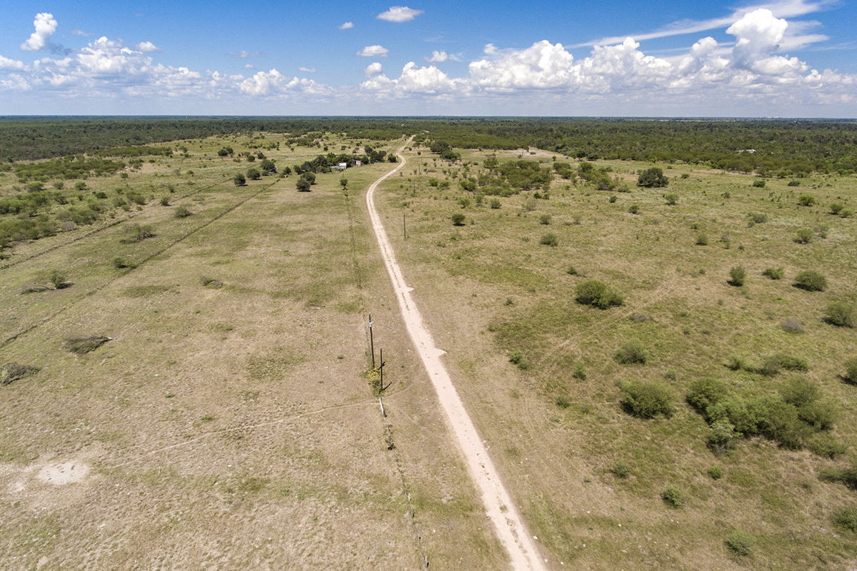 north tract aerial