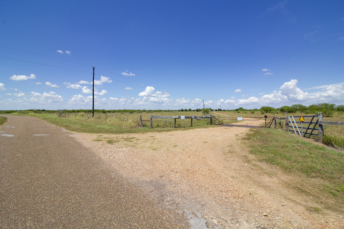 north tract entrance