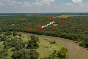 21+/- Acre Coleto Lake Property For Sale