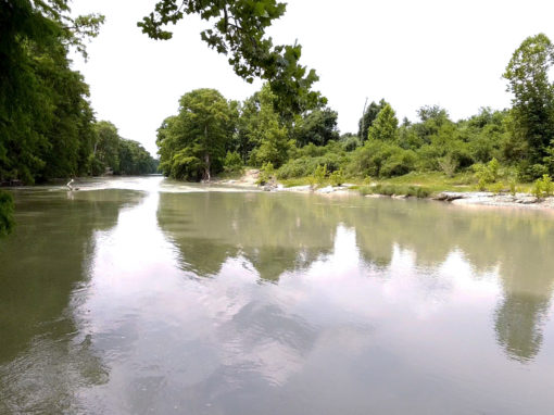 6+/- Acre Guadalupe River Property For Sale