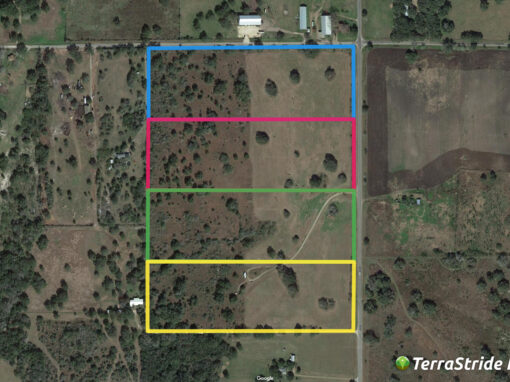 Goliad Property – 13.5 Acre Tracts