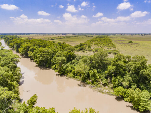 73+/- Acre Guadalupe River Ranch