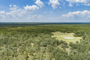 404+/- Acre Wooded Oak Ranch